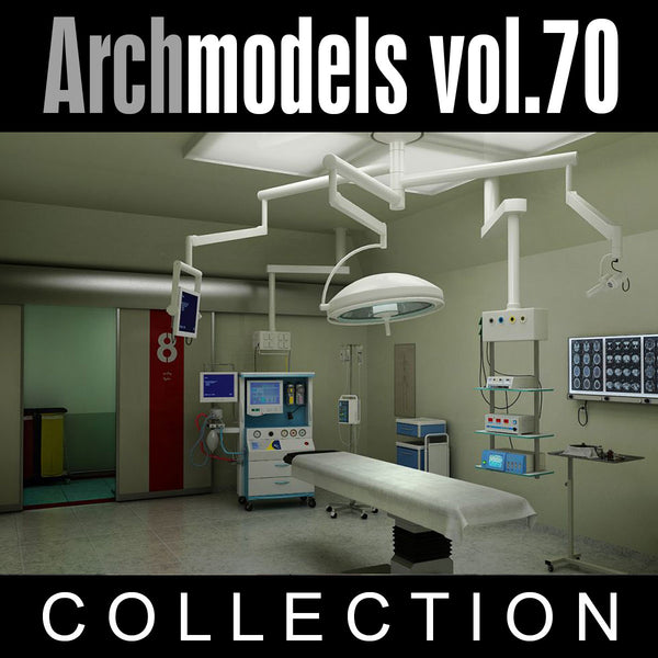 Archmodels vol. 70