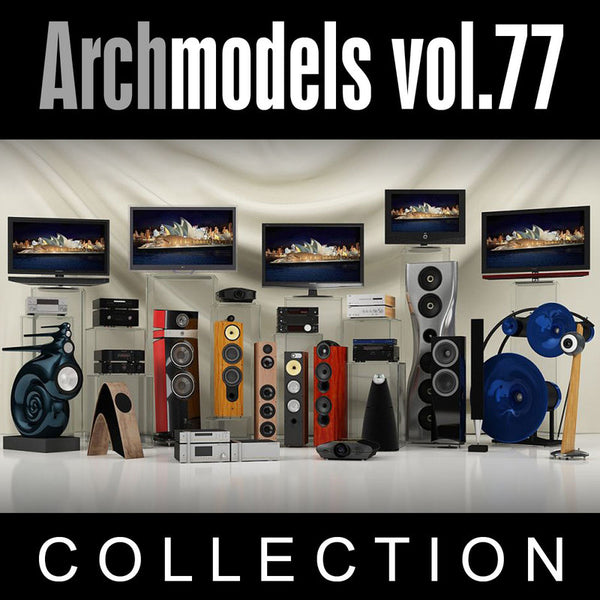 Archmodels vol. 77