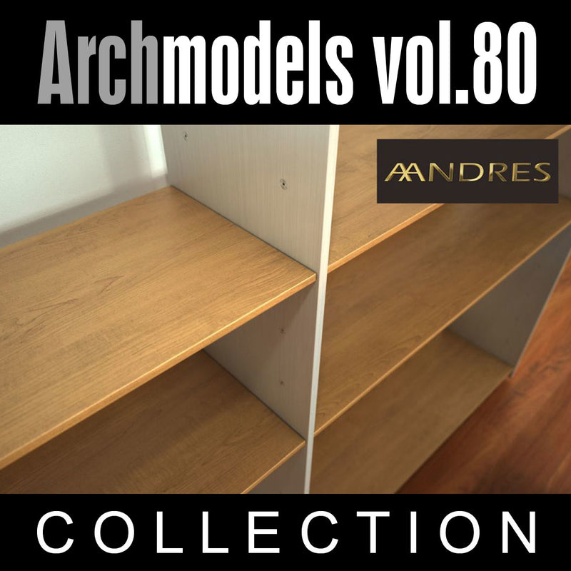 Archmodels vol. 80