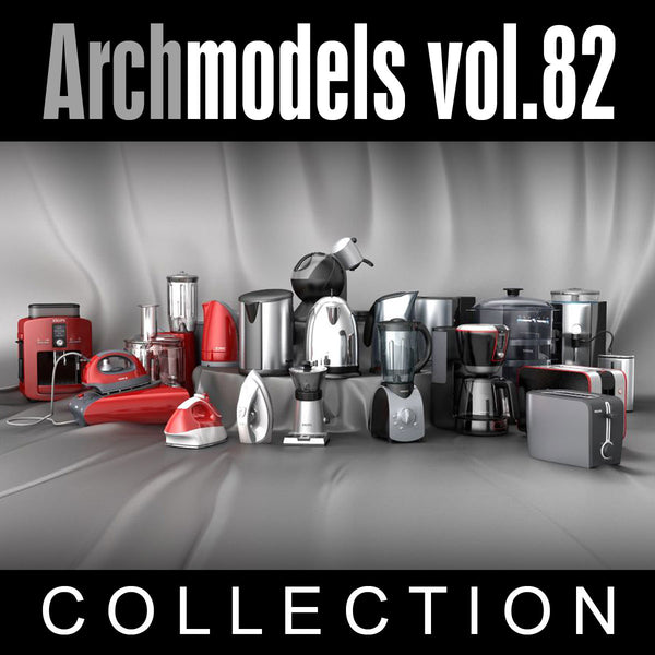 Archmodels vol. 82 (Evermotion 3D Models) - Architectural Visualizations