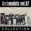 Archmodels vol. 87 Office Appliances - Evermotion