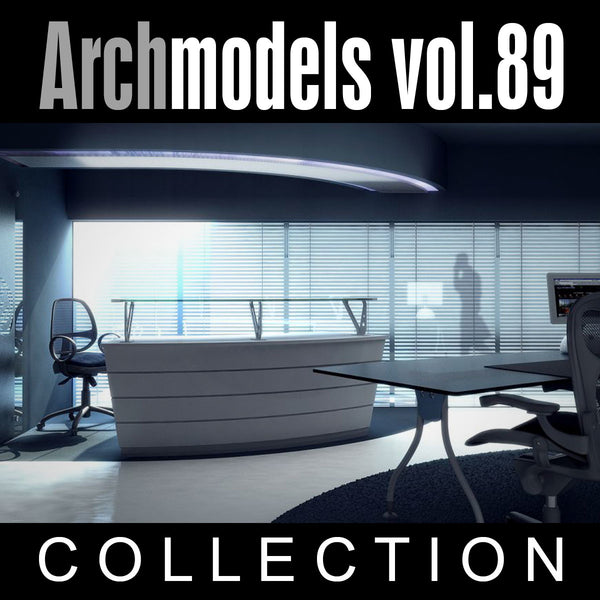 Archmodels vol. 89
