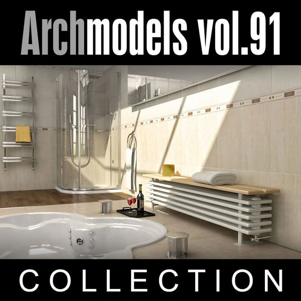 Archmodels vol. 91