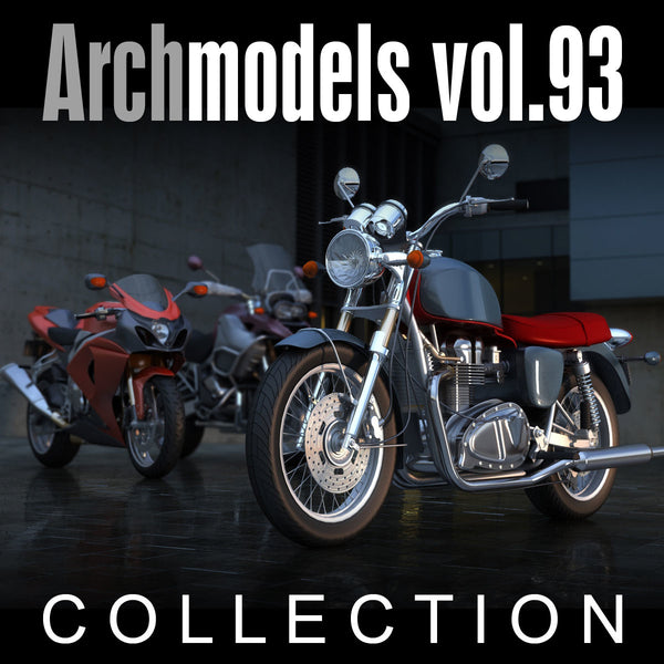 Archmodels vol. 93