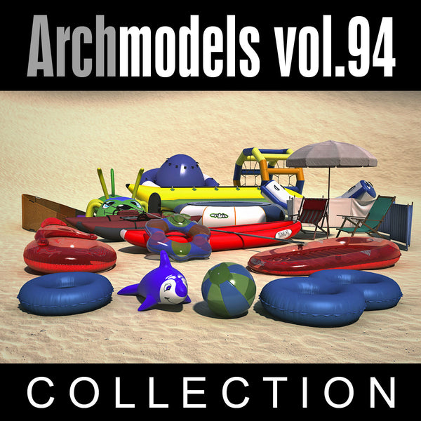 Archmodels vol. 94
