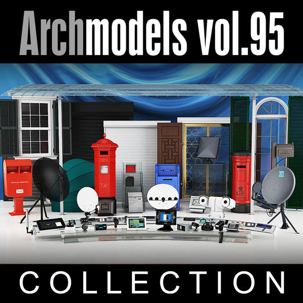 Archmodels vol. 95