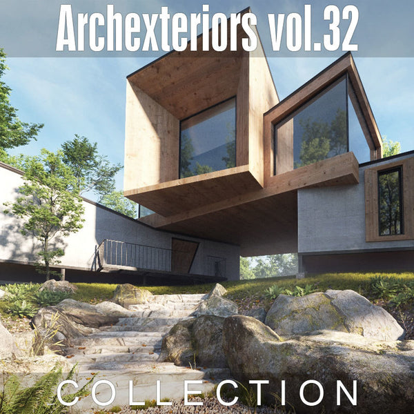 Archexteriors vol. 32 (Evermotion 3D Models) - Architectural Visualizations