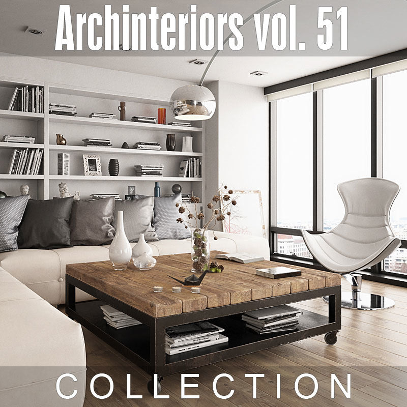 Archinteriors vol. 51 (Evermotion 3D Models) - Architectural Visualizations