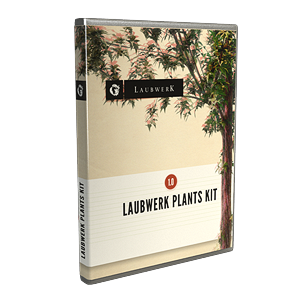 LAUBWERK PLANTS KIT 4