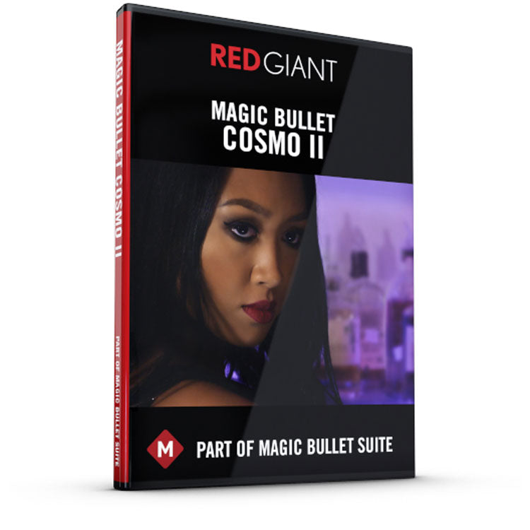 Red Giant Magic Bullet Cosmo II