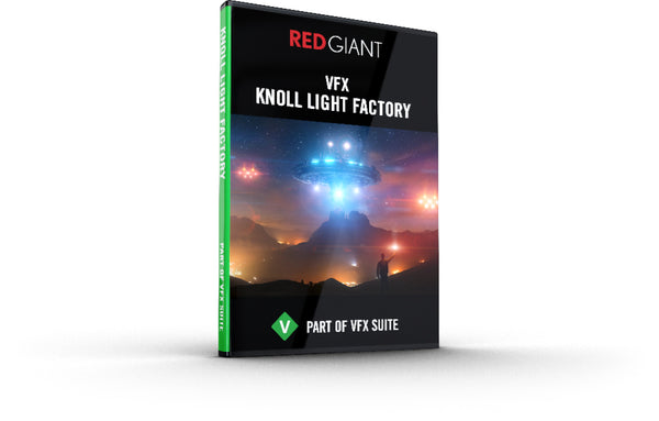 Red Giant Knoll Light Factory 3.0