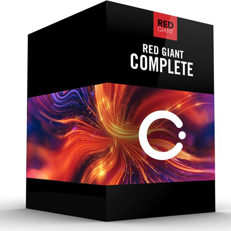 Red Giant Complete – Annual Subscription