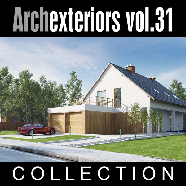 Archexteriors vol. 31 (Evermotion 3D Models) - Architectural Visualizations