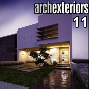 Archexteriors vol. 11 (Evermotion 3D Models) - Architectural Visualizations