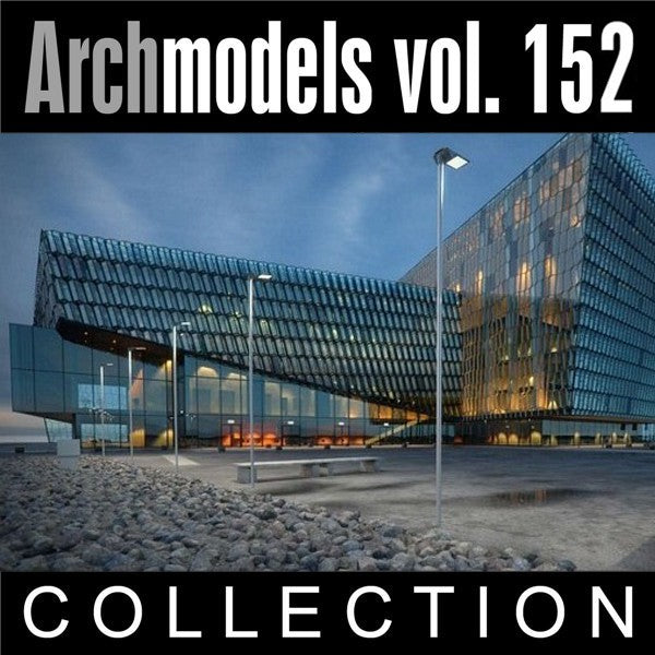 Archmodels vol. 152 (Evermotion 3D Models) - LUG Lamps