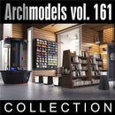 Archmodels vol. 161 (Evermotion 3D Models) - Architectural Visualizations