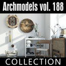 Archmodels vol. 188 (Evermotion 3D Models) - Architectural Visualizations