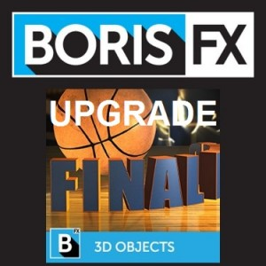 Boris Continuum Unit: 3D Objects - Upgrade