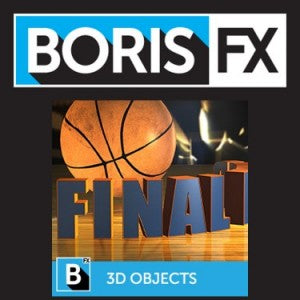 Boris Continuum Unit: 3D Objects