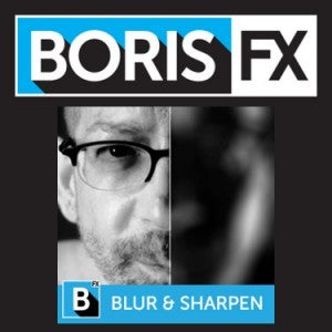 Boris Continuum Unit: Blur and Sharpen