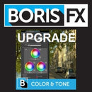 Boris Continuum Unit: Color and Tone - Upgrade