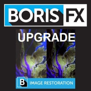 Boris Continuum Unit: Image Restoration - Upgrade