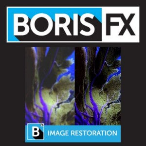 Boris Continuum Unit: Image Restoration