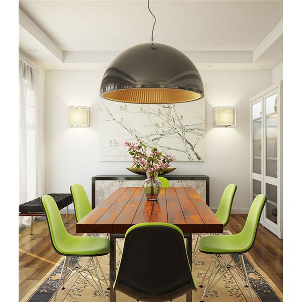 Contemporary Dining Room - Video Tutorial