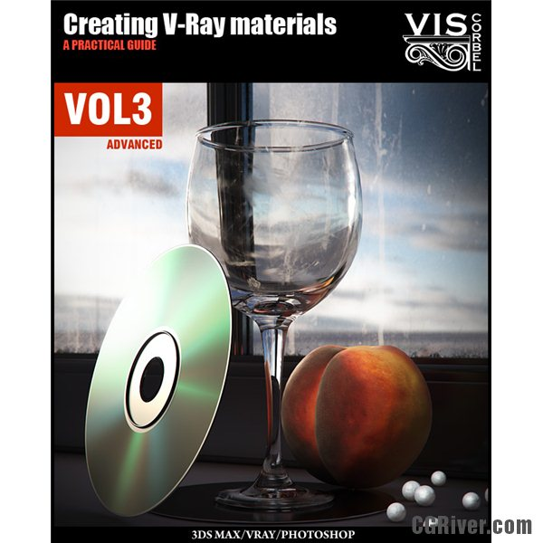 Creating V-Ray materials Vol 3