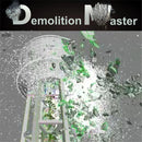 Demolition Master (Latest Version) - 3ds max plug-in for destructing any 3D object!