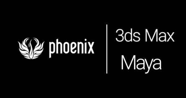 Phoenix FD for 3ds Max OR Maya - Chaos Group