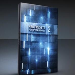 Pro Presets 2 for Optical Flares