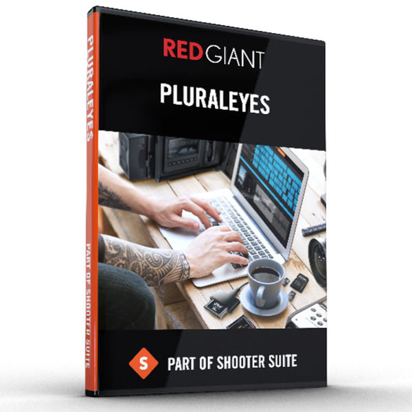 Red Giant PluralEyes