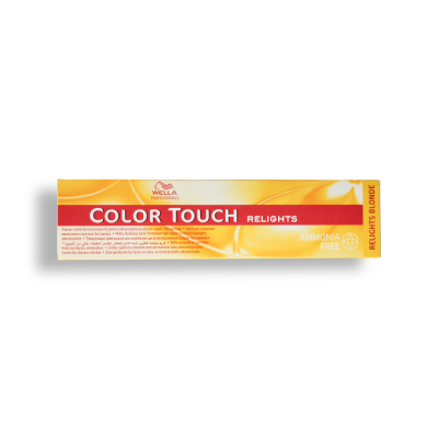 Wella Color Touch Relights /47 Red Brunette