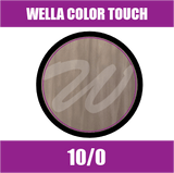 Buy Wella Color Touch 10/0 Lightest Blonde at Wholesale Hair Colour
