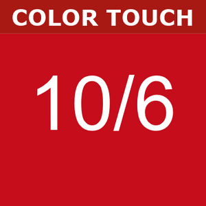 Buy Wella Color Touch 10/6 Lightest Violet at Wholesale Hair Colour