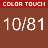 Buy Wella Color Touch 10/81 Lightest Pearl Ash Blonde at Wholesale Hair Colour