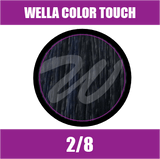 Buy Wella Color Touch 2/8 Black Pearl at Wholesale Hair Colour