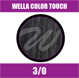 Buy Wella Color Touch 3/0 Dark Brown at Wholesale Hair Colour