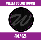 Buy Wella Color Touch 44/65 Medium Intense Violet Mahogany Brown at Wholesale Hair Colour