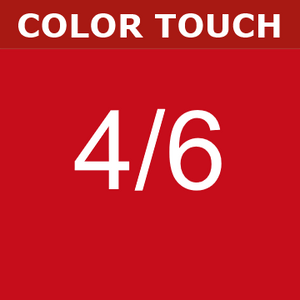 Buy Wella Color Touch 4/6 Medium Violet Brown at Wholesale Hair Colour