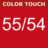 Buy Wella Color Touch 55/54 Light Intense Mahogany Red Brown at Wholesale Hair Colour