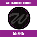 Buy Wella Color Touch 55/65 Light Intense Violet Mahogany Brown at Wholesale Hair Colour