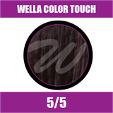 Buy Wella Color Touch 5/5 Light Mahogany Brown at Wholesale Hair Colour