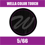 Buy Wella Color Touch 5/66 Light Intense Violet Brown at Wholesale Hair Colour