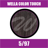 Buy Wella Color Touch 5/97 Light Cendre Brunette Brown at Wholesale Hair Colour