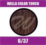 Buy Wella Color Touch 6/37 Dark Gold Brunette Blonde at Wholesale Hair Colour