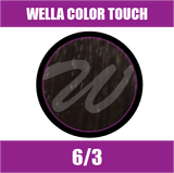 Buy Wella Color Touch 6/3 Dark Gold Blonde at Wholesale Hair Colour