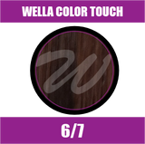 Buy Wella Color Touch 6/7 Dark Brunette Blonde at Wholesale Hair Colour