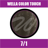 Buy Wella Color Touch 7/1 Medium Ash Blonde at Wholesale Hair Colour